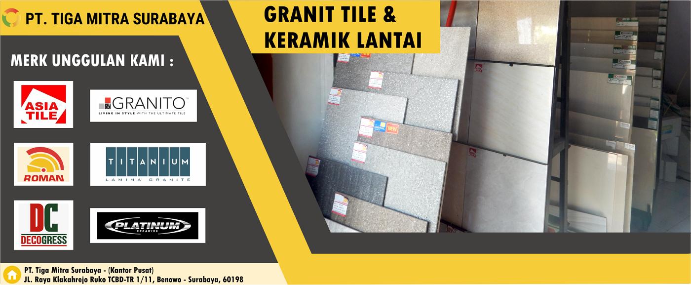Distributor Granit Keramik Lantai Murah