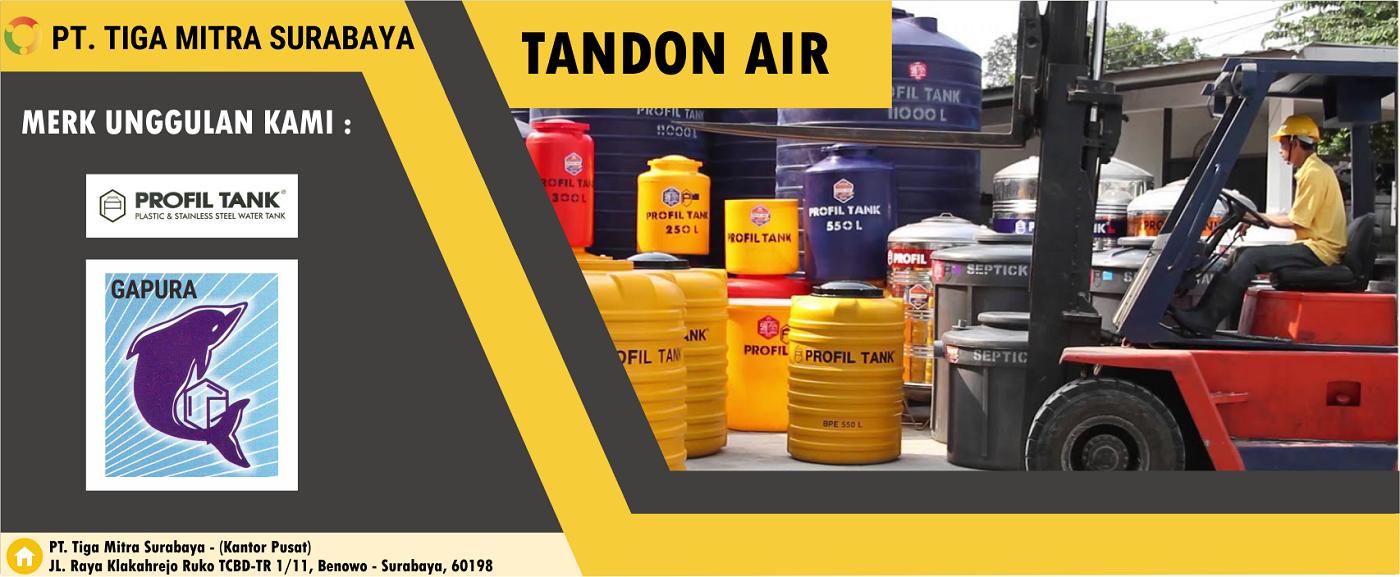 Distributor Tandon Air Murah