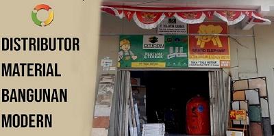 Distributor Bahan Bangunan PT. Tiga Mitra Surabaya