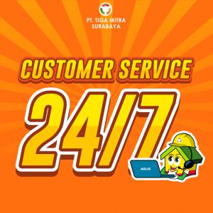 Pelayanan CS 24 jam